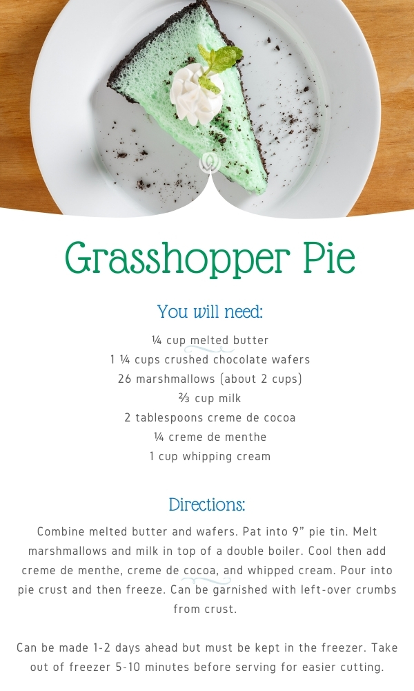grasshopper-pie-recipe